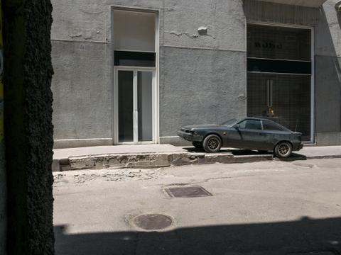 Black Car, Tbilisi, 2015
