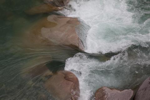 River Roya, Saint-Dalmas-de-Tende