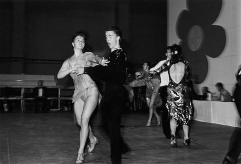 Leipzig Trade Fair Dance Contest