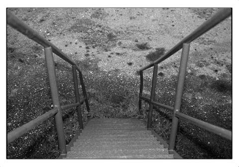 Stairway   near Leipzig