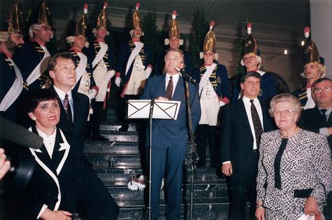 Birthday Anniversary of the Governing Mayor of Berlin