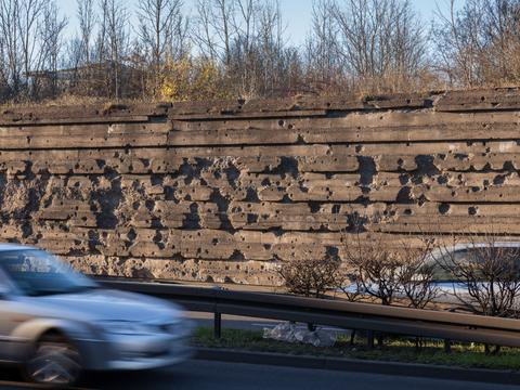 Bridge foundation, Alt-Friedrichsfelde, 2017