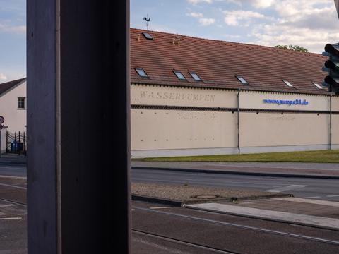 pumpe24, Alt-Mahlsdorf / Hultschiner Damm, 2020